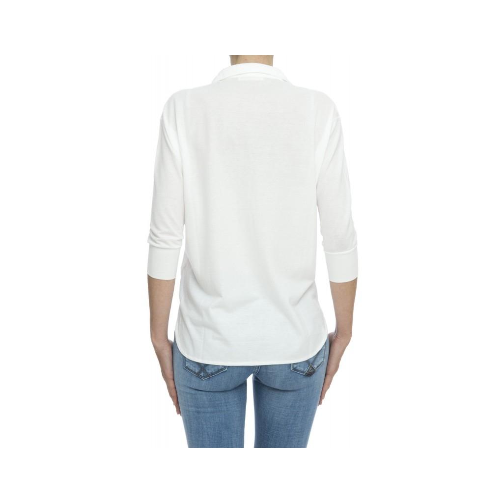 Polo - 852003 z0480 ice cotton Z0001 - bianco Z0001 - bianco