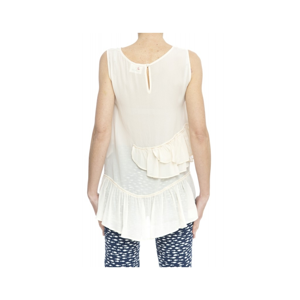 Top - 145137 top seta 19 - white 19 - white