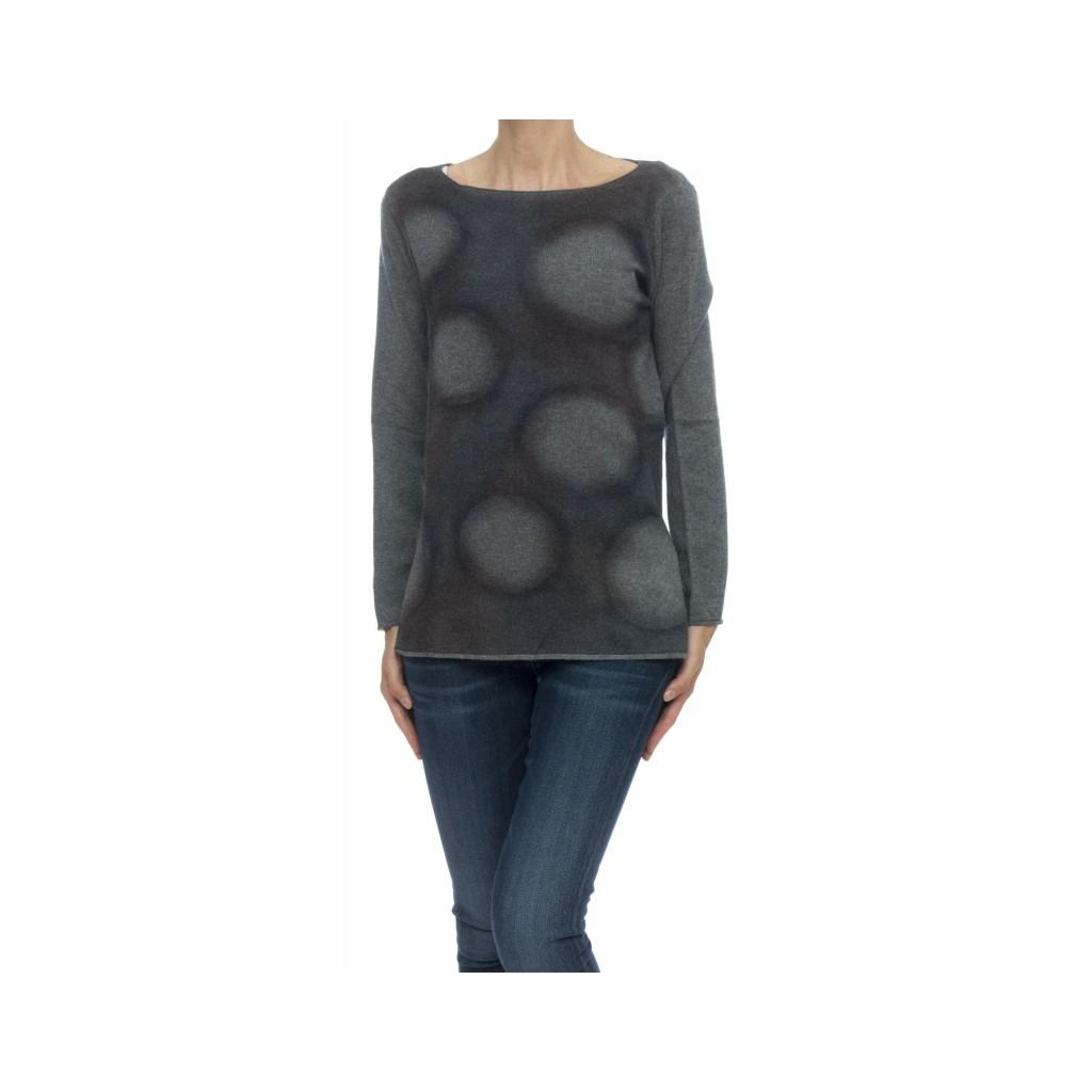 Maglia Donna- 4575/13 32 - grigio medio 32 - grigio medio