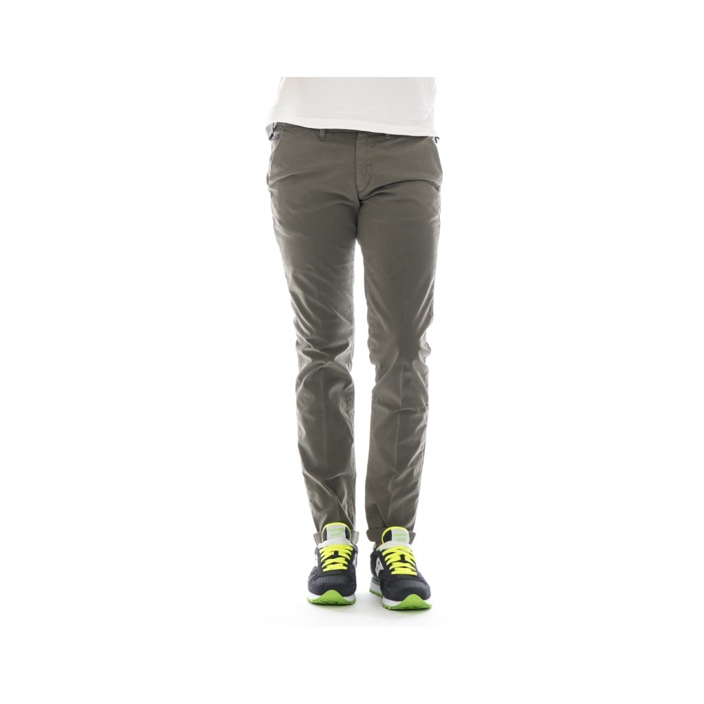 Men's trousers - Lenny 396 solid color 347
