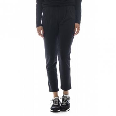 Pantalone donna - 4562D34 pantalone jogging 2000 - Nero 2000 - Nero 6a138c12480