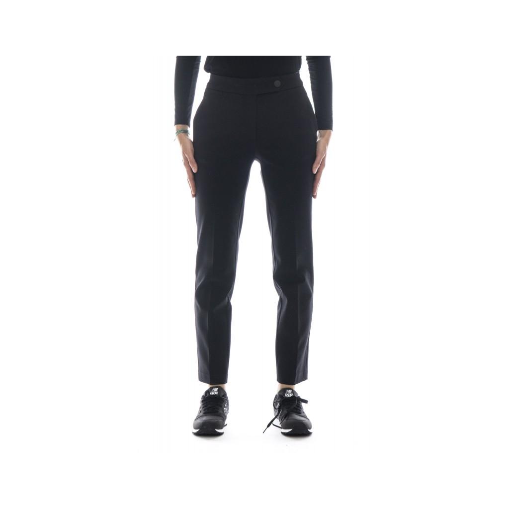 Pantalone donna - J4007 003 - nero 003 - nero