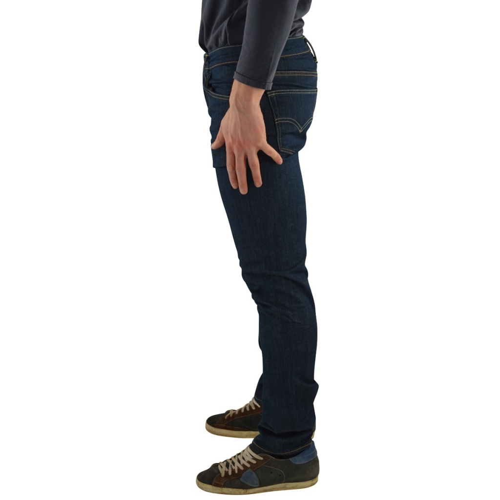 Jeans Levi's 511 Slim Fit Acre Rinse Uomo 1362 ACRE RINSE 1362 ACRE RINSE