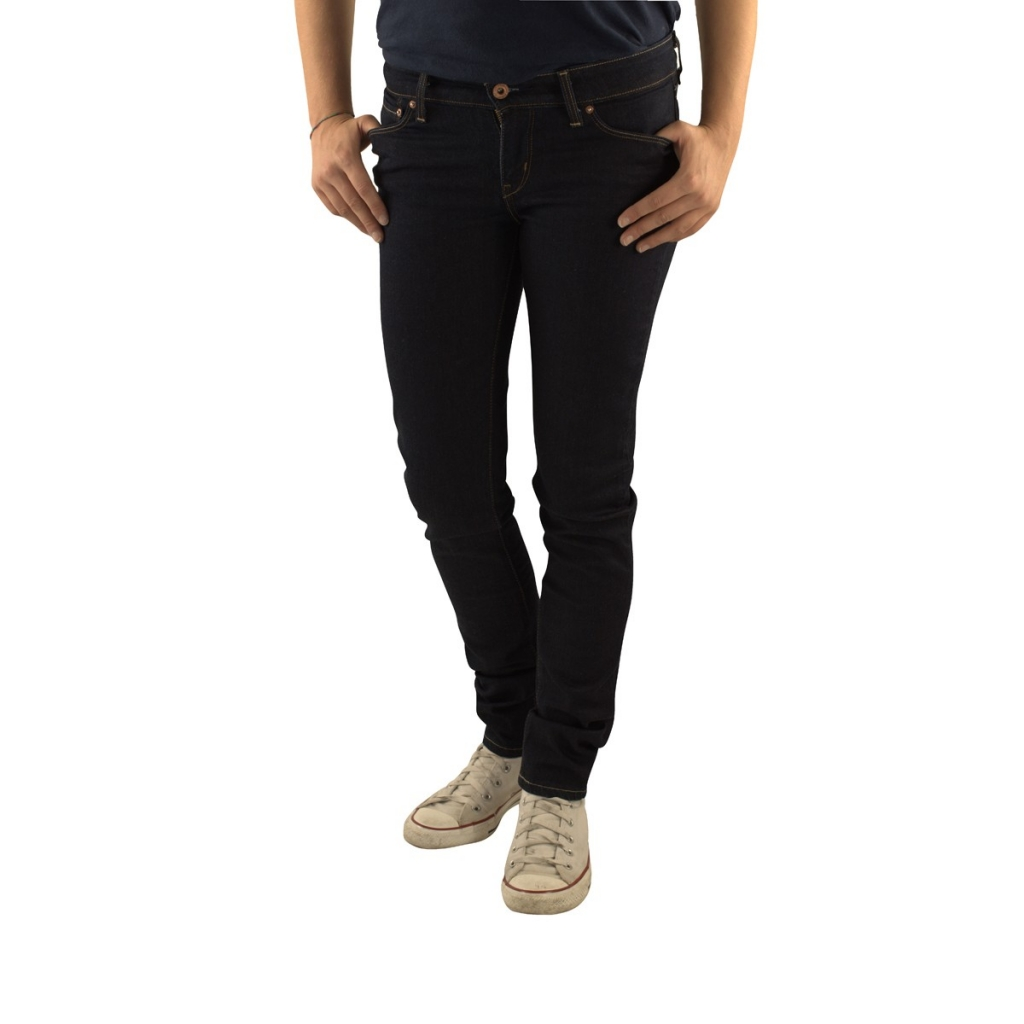 Jeans Levi's Donna Demi Curve Skinny Richest Indingo 0447 RICHEST IND 0447 RICHEST IND