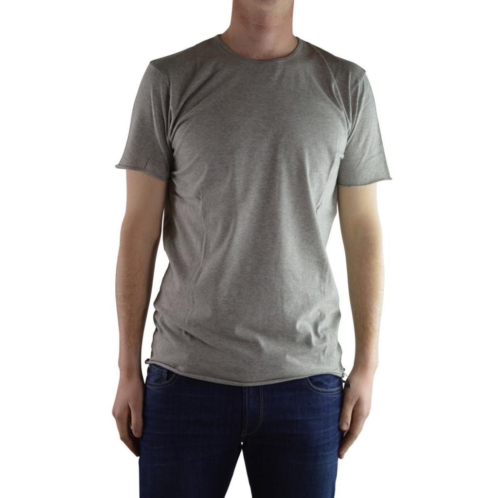 Tshirt Wise Guy Uomo Girocollo Manica Corta Cotone 11 TORTORA 11 TORTORA