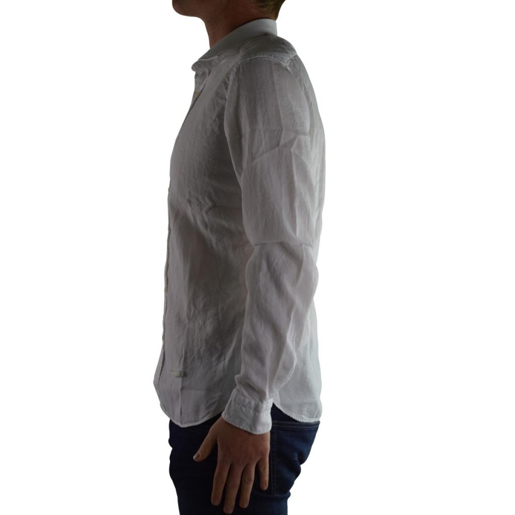 Camicia Uomo Tintoria Mattei Oxford AA1 AA1