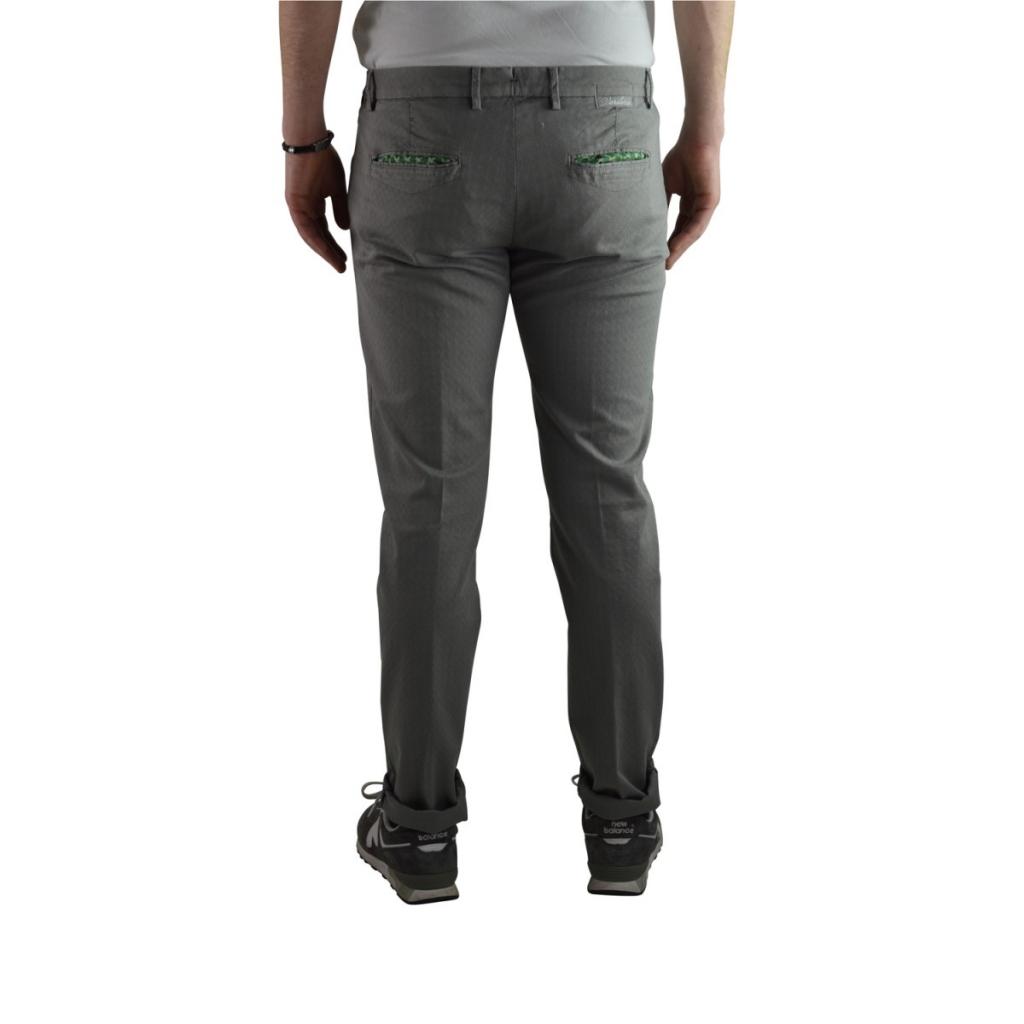 Pantalone Verdera Uomo Superslim Stretch 11 GRIGIO 11 GRIGIO
