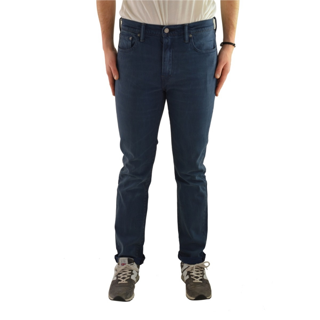 Jeans Levi's Uomo 510 Skinny Fit Artic Steam 0568 0568
