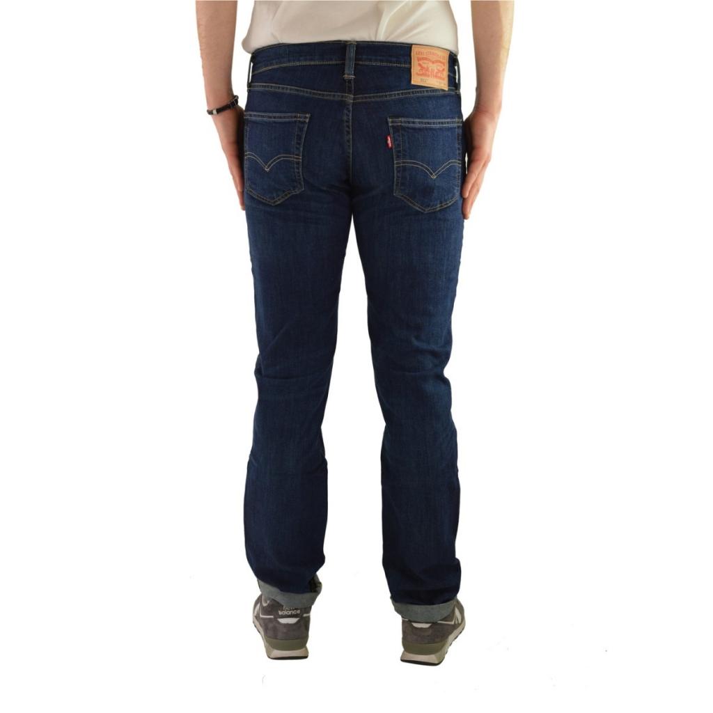 Jeans Levi's Uomo 511 Slim Fit Rain Shower 0709 RAIN SHOWER 0709 RAIN SHOWER
