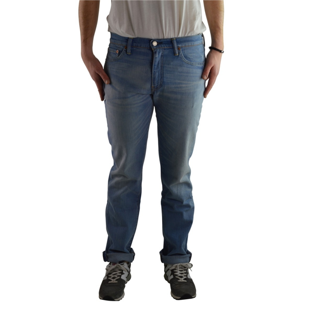 Jeans Levi's Uomo 511 Slim Fit Aber 1541 1541
