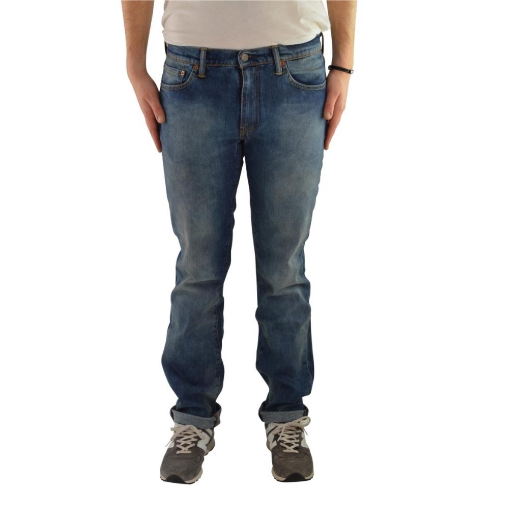 Jeans Levi's Uomo 511 Slim Fit Hagiwara 1632 1632