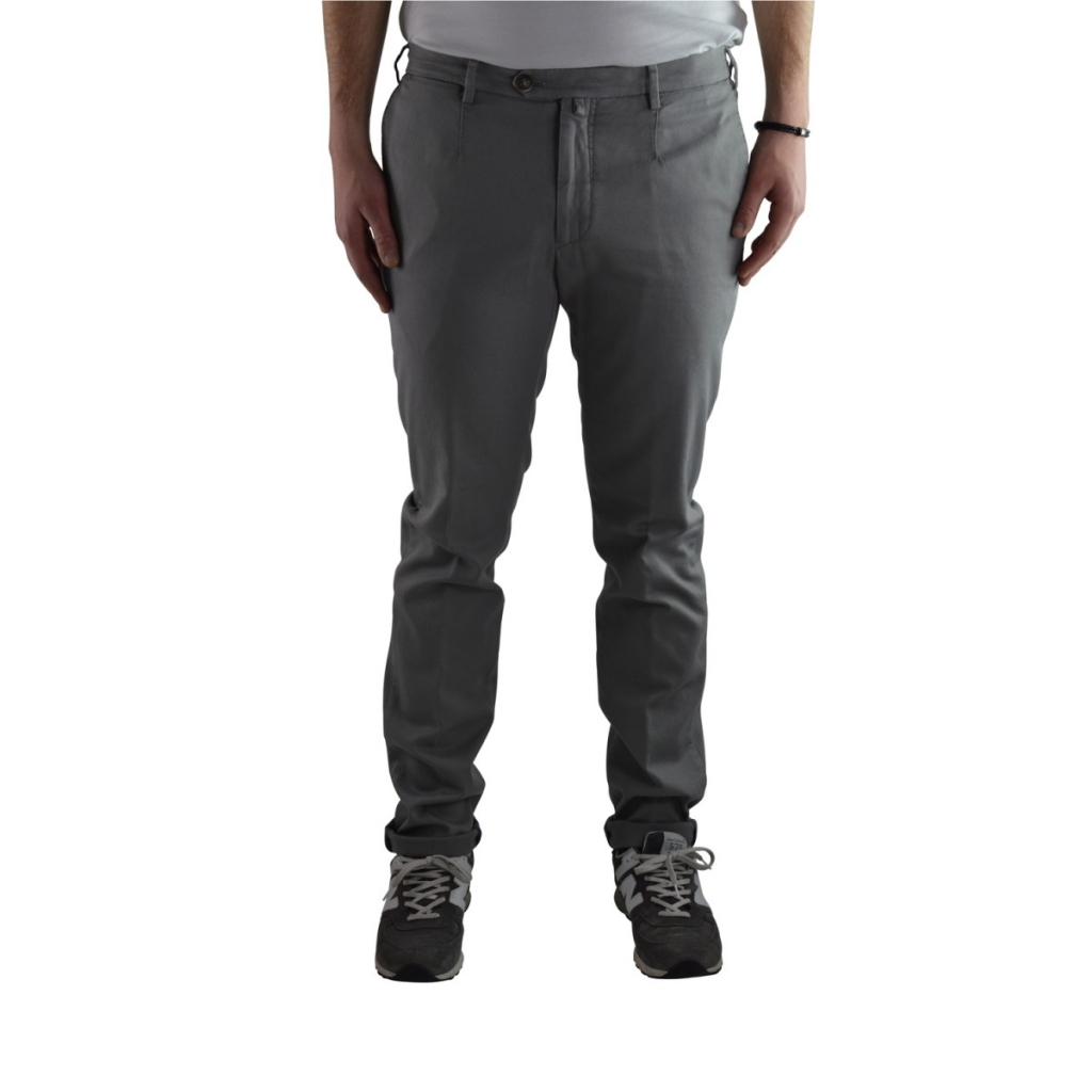 Verdero Men's Slim Trousers Reps 11 GRAY