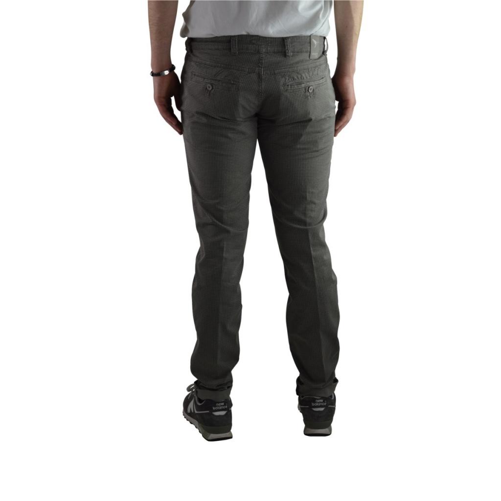 Pantalone Vincent Uomo Cotone Gamba Stretta 136 BEIGE 136 BEIGE