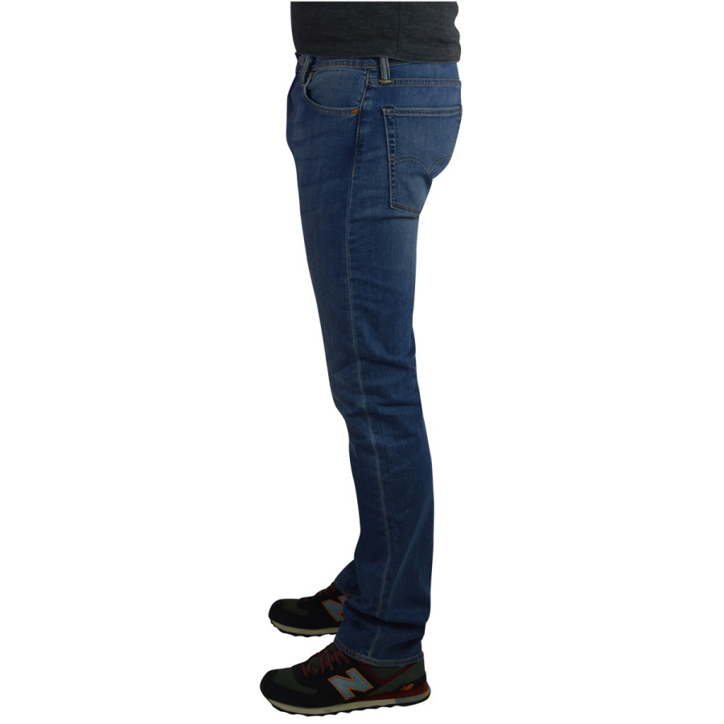 Jeans Levi's Uomo 510 Blue Canyon 0394 BLUE CANYON 0394 BLUE CANYON
