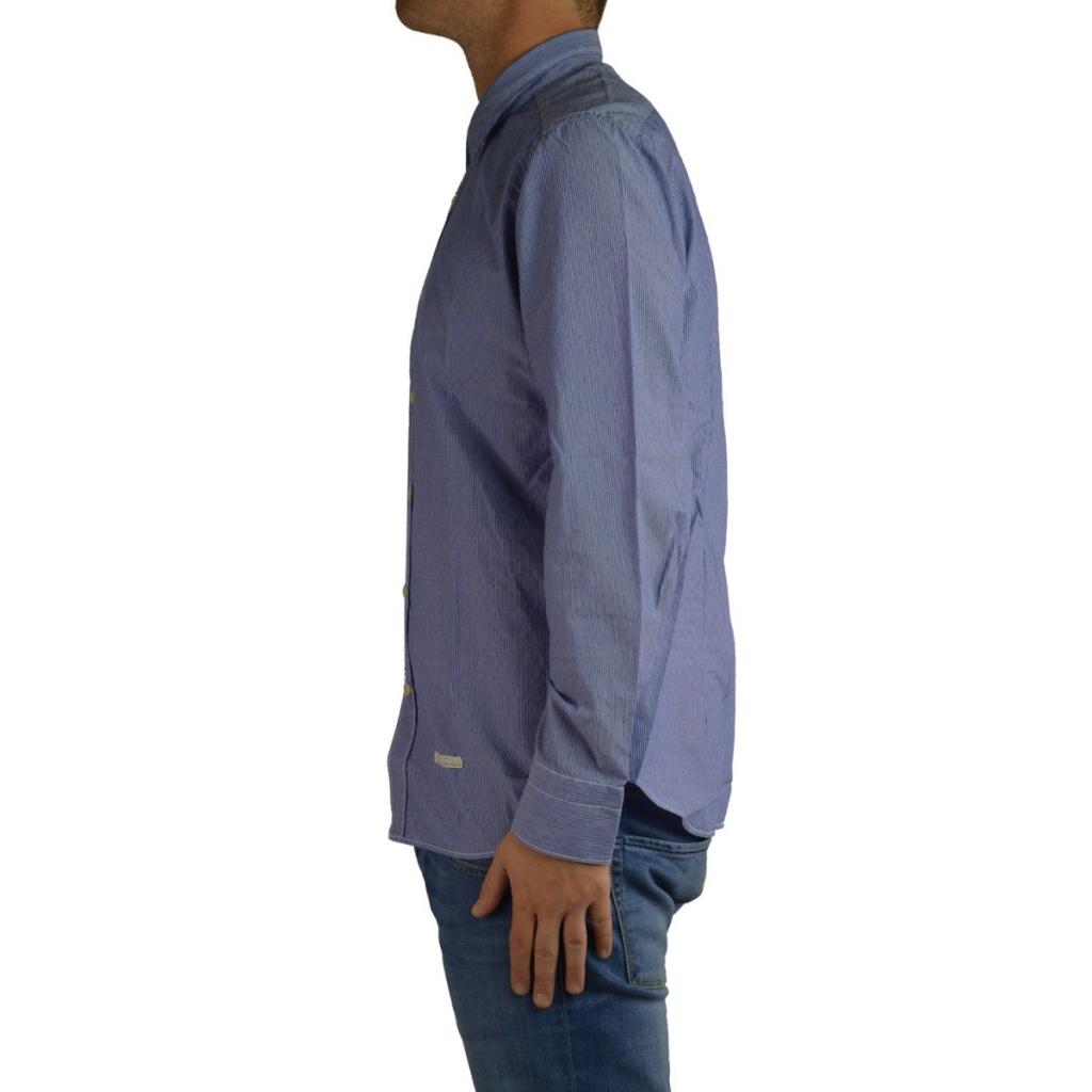 Camicia Uomo Tintoria Mattei Micro  RE1 RE1