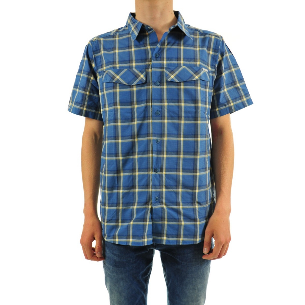 Shirt Columbia Men Technologie 449 SILVER RIG