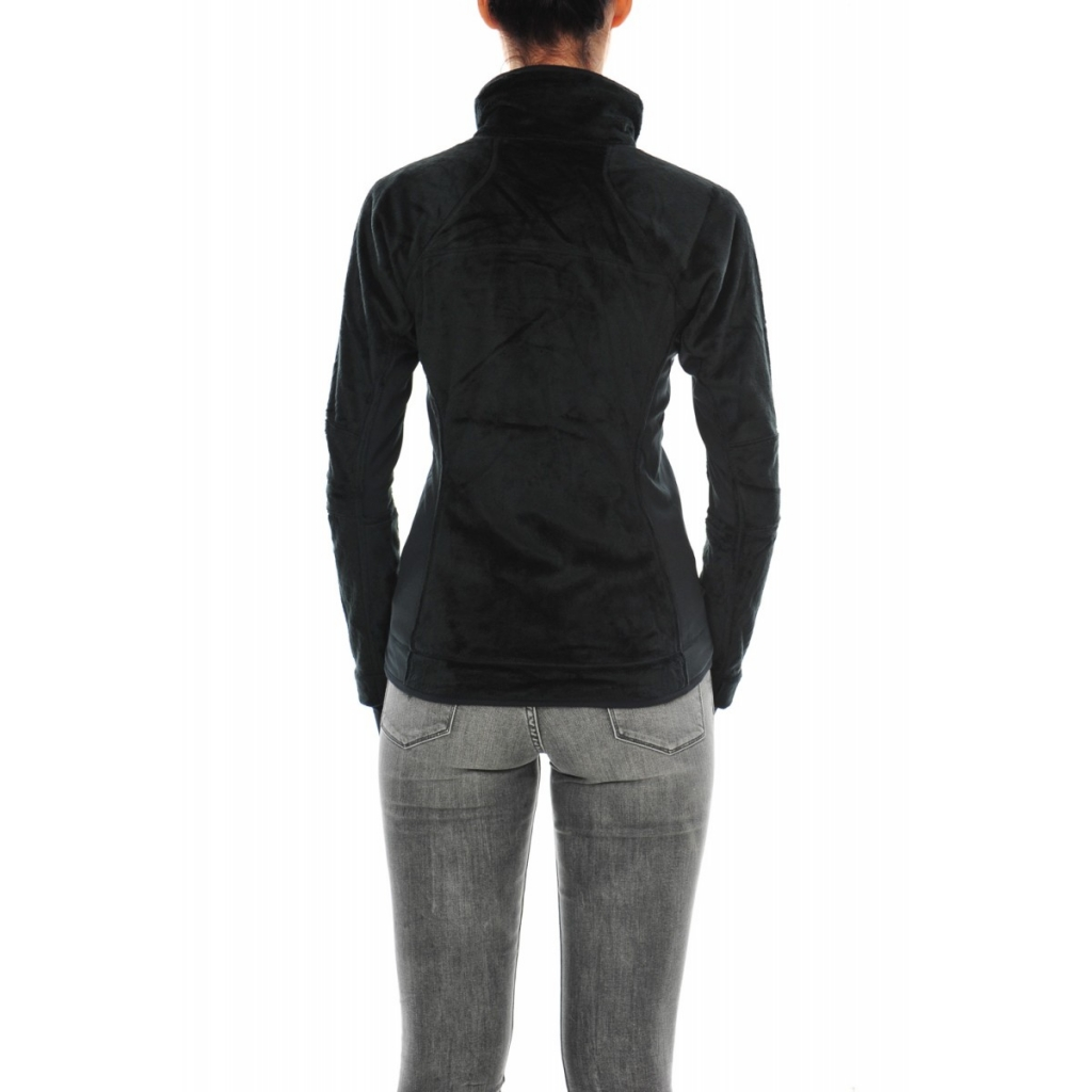 Pile Columbia Donna Powerstretch Orsetto 011 BLACK 011 BLACK