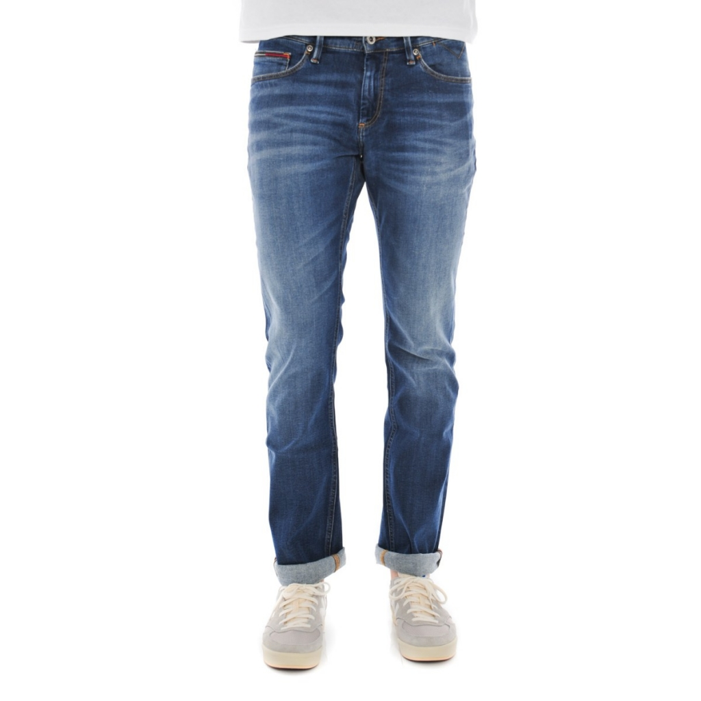 Jeans Tommy Hilfiger Uomo Scanton Dynamic Stretch 911 MID