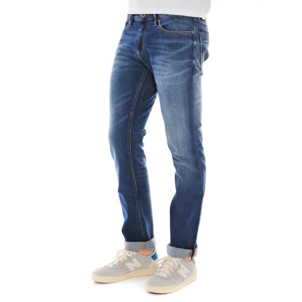 Jeans Tommy Hilfiger Uomo Scanton Dynamic Stretch 911 MID 911 MID