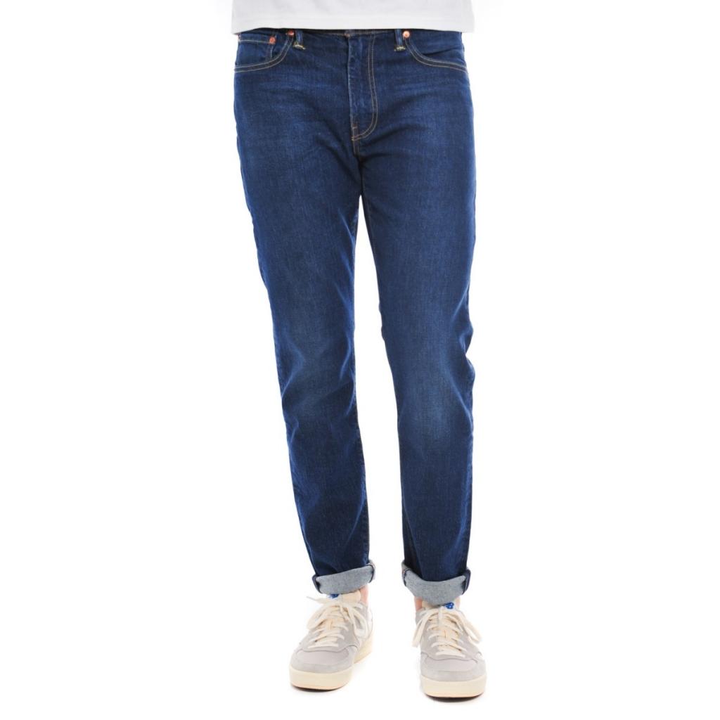 Jeans Levi's Uomo 512 Slim Glastonbury 0036 GLASTONBURY 0036 GLASTONBURY