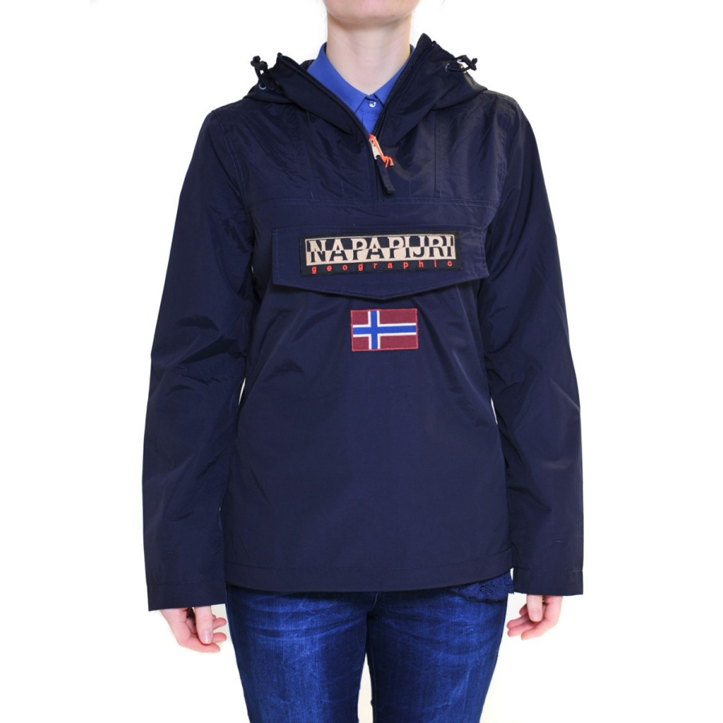 Rainforest Napapijri Woman 176 BLU MARINE