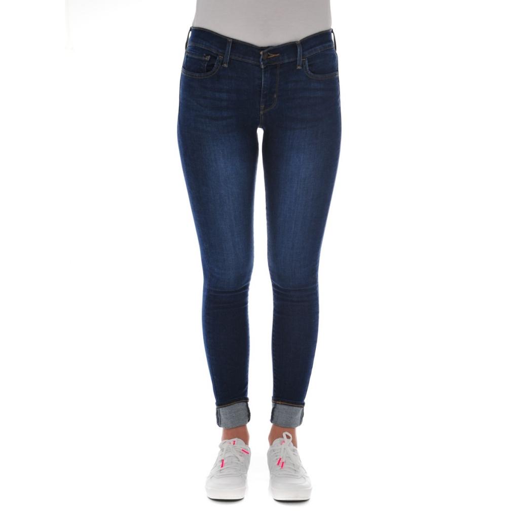 Jeans Levi's Donna 710 Skinny Stretch Frolic 0130 FROLIC 0130 FROLIC