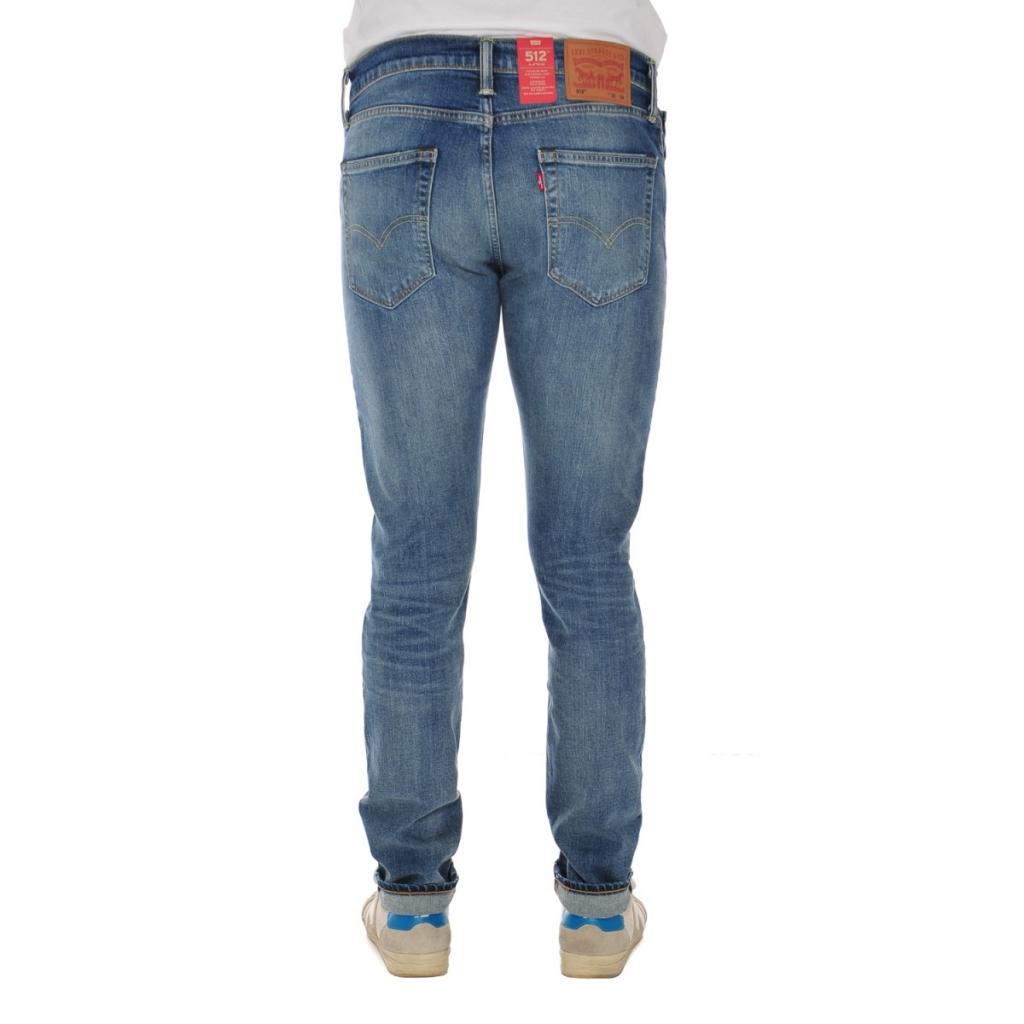 Jeans Levi's Uomo 512 Skinny Charley 0037 CHARLEY 0037 CHARLEY