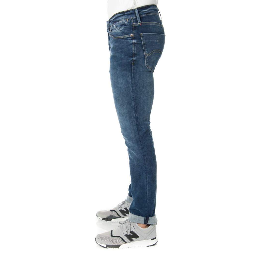 Jeans Tommy Hilfiger Uomo POTRLAND BLUE POTRLAND BLUE