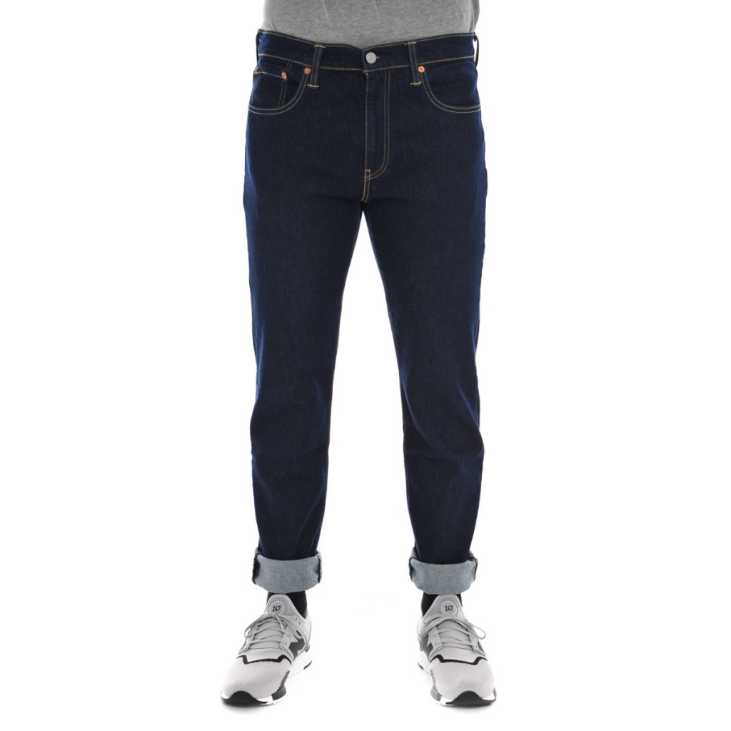 Jeans Levi's 502 Men's Chein Rinse Regular Taper 0020 CHAINRINSE