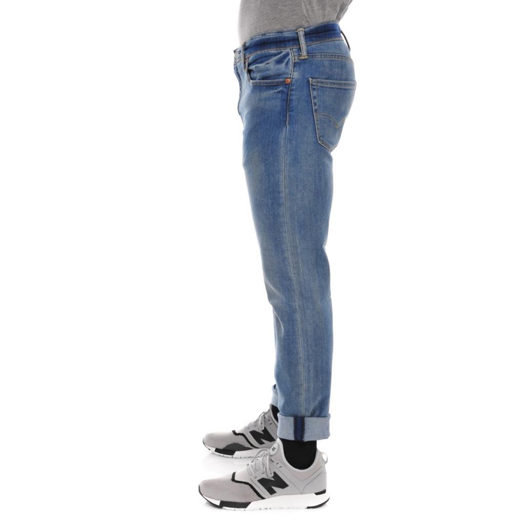 Jeans Levi's 502 Uomo Dennis Regular Taper 0045 DENNIS 0045 DENNIS