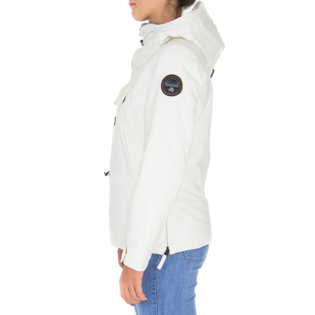 Skidoo Napapijri Donna Cordura Stretch 002 BRIGHT WHITE 002 BRIGHT WHITE