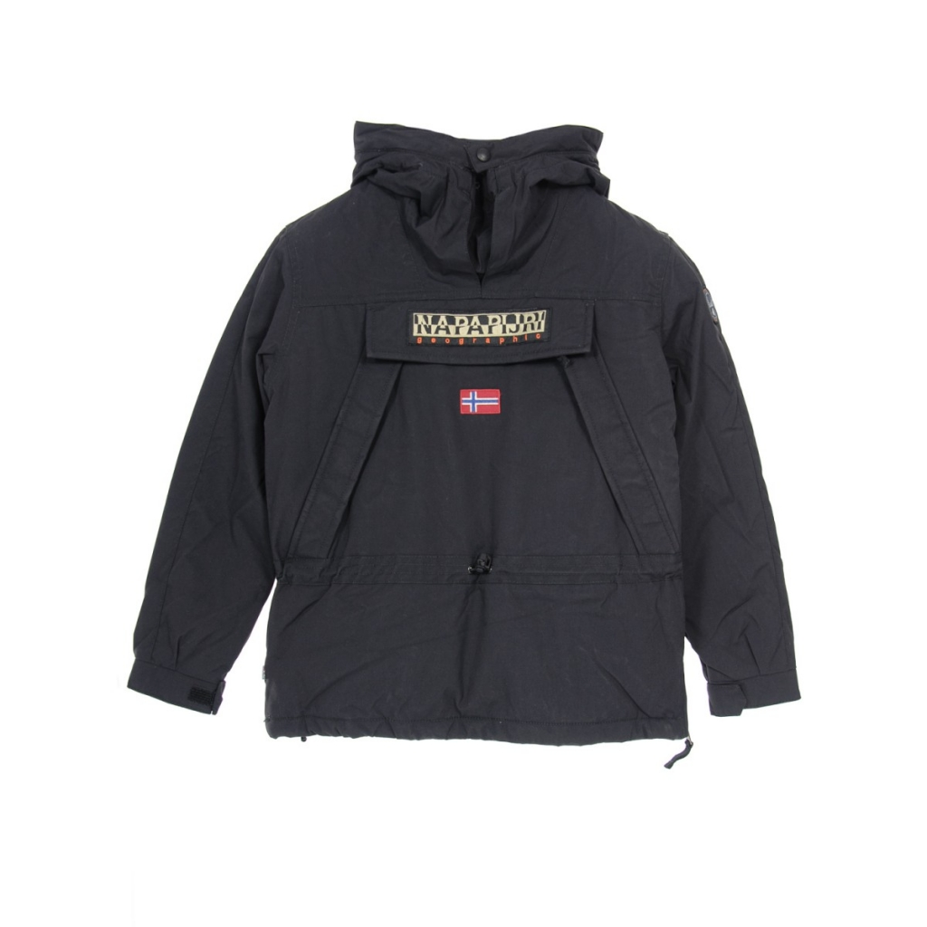 a569b82c47a0 Skidoo Napapijri Boy Winter Hood 041 BLACK