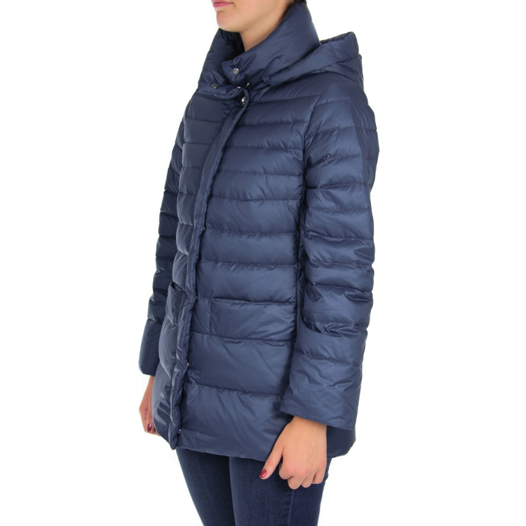 Duvet Monforte Cinelli SHADOW BLUE Women Jacket BdnTqY