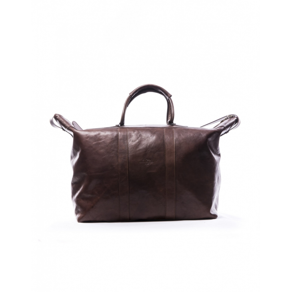 TRAVEL BAG LEDER BAIO