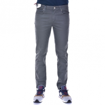 Pantalone slim 5 tasche GRIGIO GRIGIO