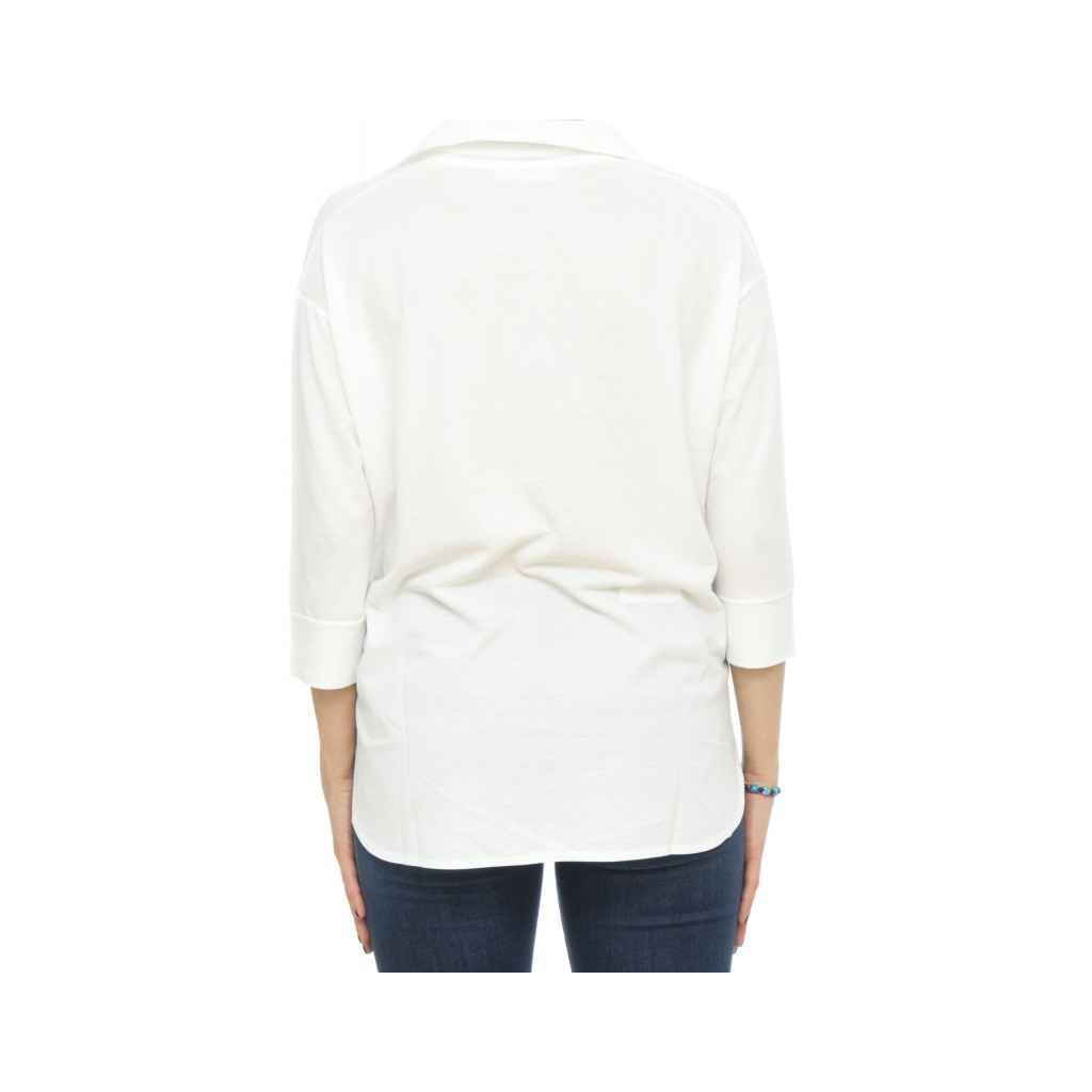 Polo - 852082 polo ice cotton Z0001 - bianco Z0001 - bianco