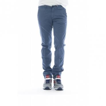 Pantalone uomo - Lenny 1117 stampa W2018 - Avio W2018 - Avio