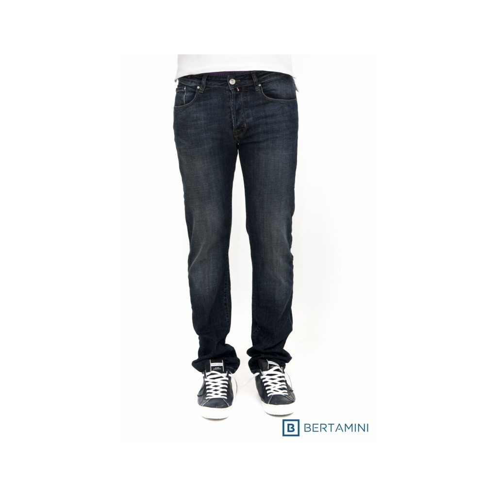 Jeans - C6p5p1 oa02 SC19 - Jeans scuro SC19 - Jeans scuro