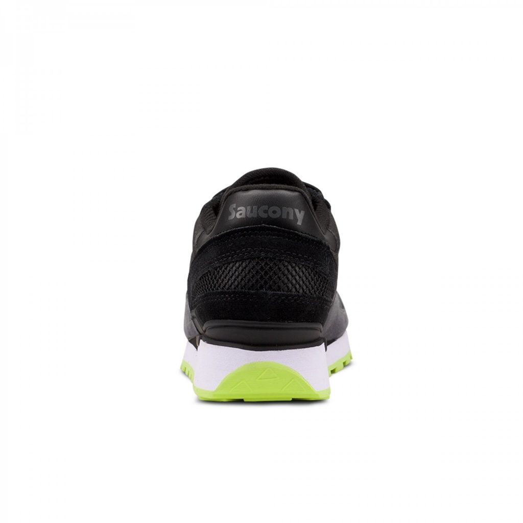 Saucony Shadow Uomo Scarpe Nerogrigio Sneaker bowdoo 7q17YrEw 632358f43e4