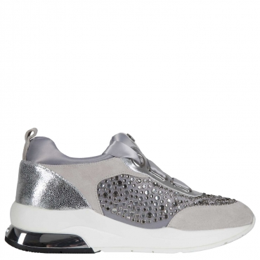 Sneakers Running Candice con strass 01072