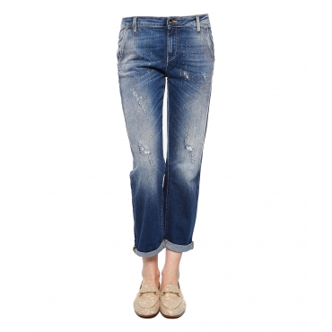 Boyfriend Jeans Cleo blue
