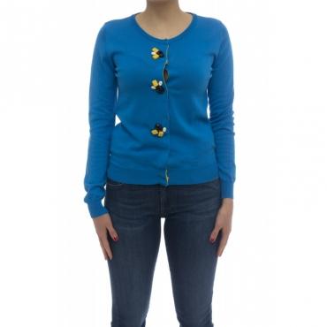 Maglieria - J1300 rebecchina bootni gioiello 1498 - Bluette
