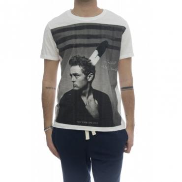 T-shirt - Slub porsche JAMES PORSCHE