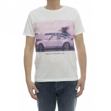 T-shirt - Slub porsche COPACABANA PORSCHE
