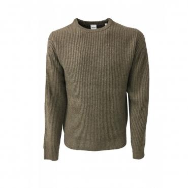 ASPESI maglia uomo costa inglese TORTORA mod M196 65 lana 25 yack 10 cashmere UNICO