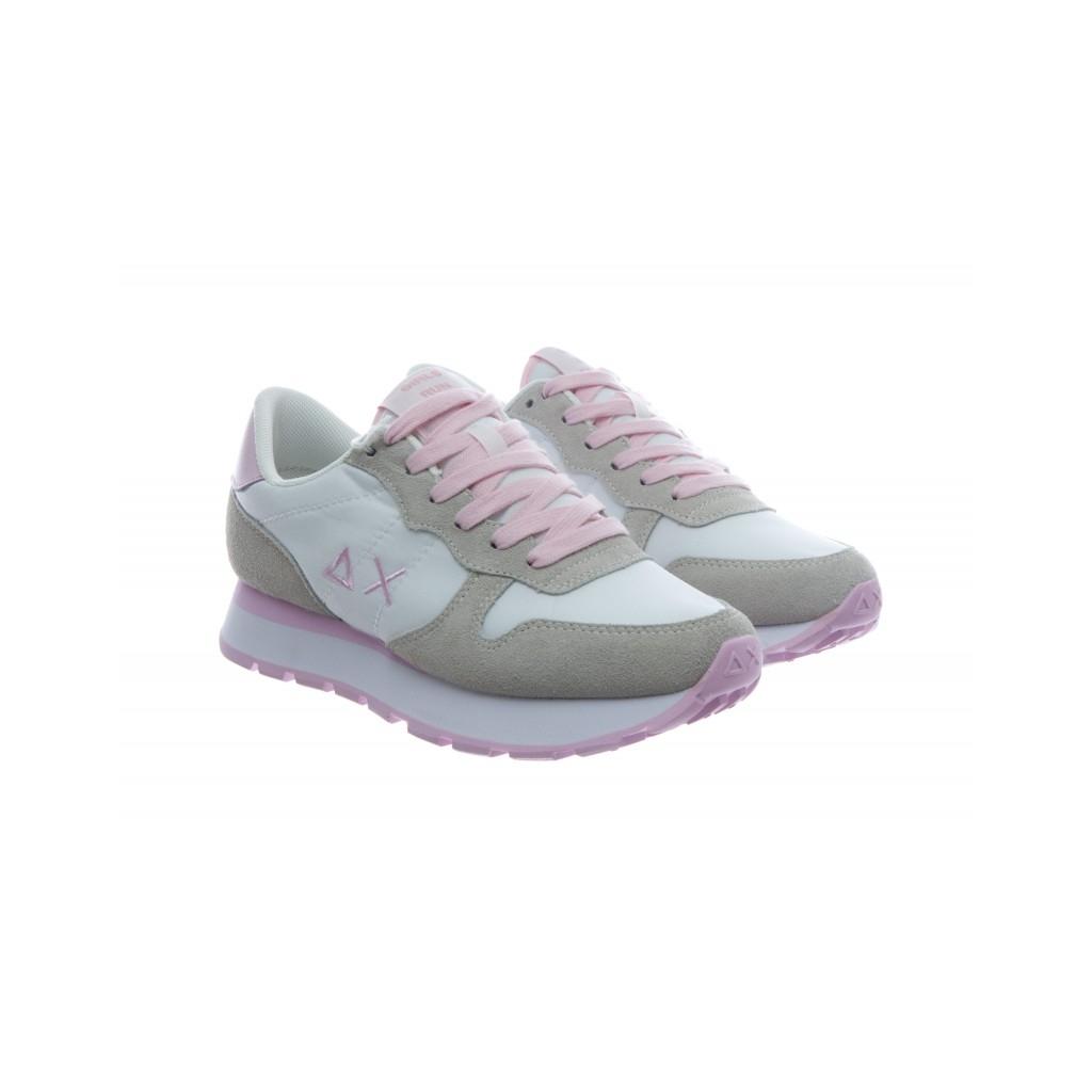snickers scarpe donna  Sun 68 - Scarpe - Z18202 sneakers donna 3104 - Panna Rosa - Sneaker ...