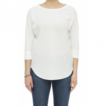 Polo - 852002 z0480 t-shirt ice cotton Z0001 - bianco
