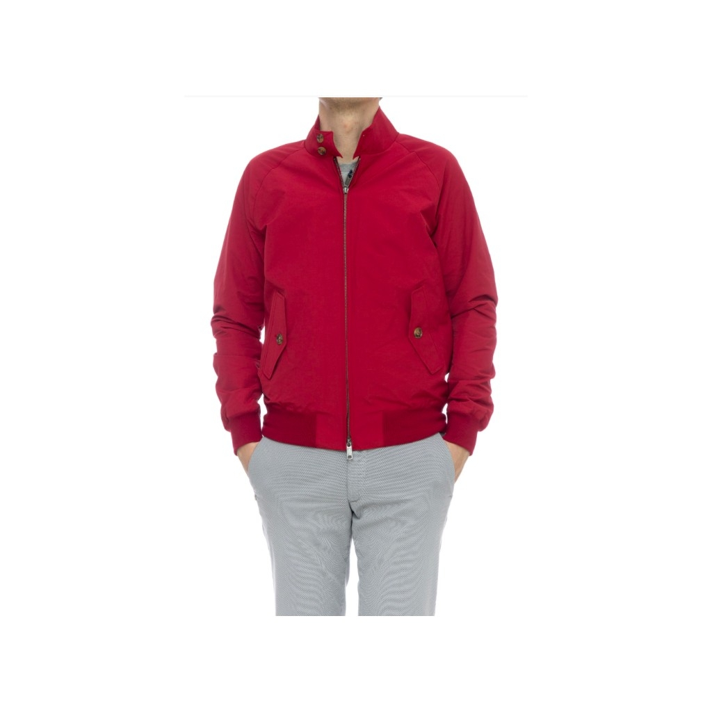Giubbini - Brcps0001 bcny1 g9 50 cotton 50 polyster 526 - Rosso