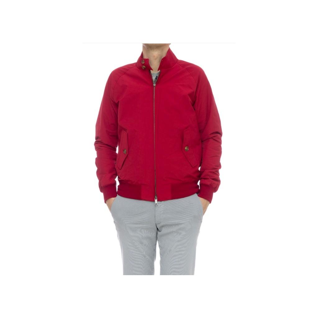 Giubbini - Brcps0001 bcny1 g9 50 cotton 50 polyster 526 - Rosso