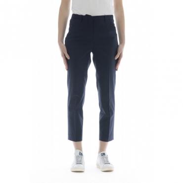 Pantalone donna - Galene 171659 d6202 824 - Blu